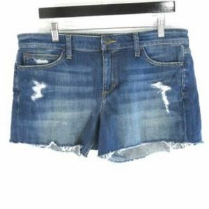 """JOES jeans the Ozzie 4"""" cutoff jean shorts!"""